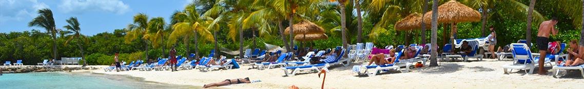 vakantiewerk antillen Caraïben ABC-eilanden